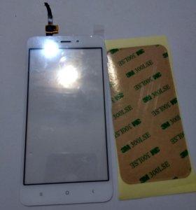 Новый тач на Xiaomi redmi 4a