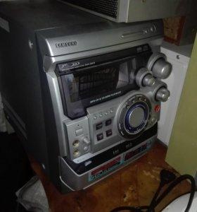 Музыкальный центр SAMSUNG MAX-ZB630