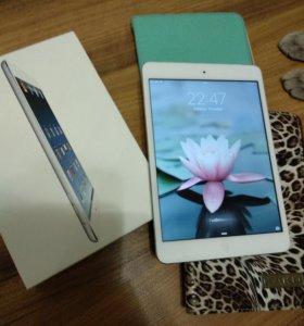 iPad mini wi-fi cellular 16 GB White