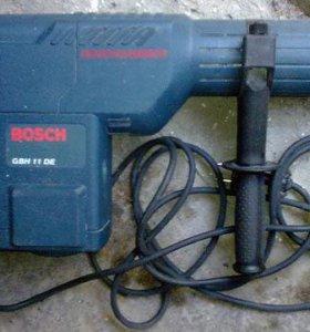 Перфоратор Bosch-11 DE после кап. ремонта