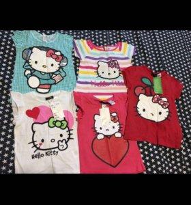 Новые вещи Hello Kitty