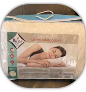 Фирменная ортопедическая подушка как новая