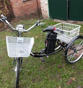 Электро велосипед Иж байк Ферме