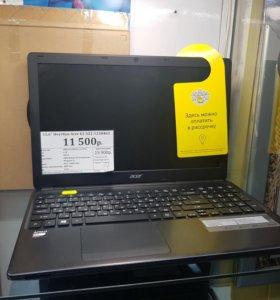 Ноутбук Acer гарантия