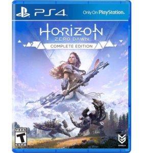 Игра Horizon Zero Dawn для Ps4