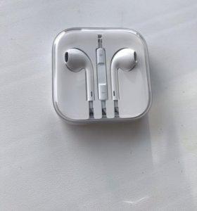 Продам наушники apple ear pods