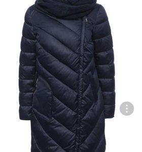 Зимнее пальто Clasna новое с биркой