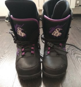 Мужские сноубордические ботинки Black Fire.