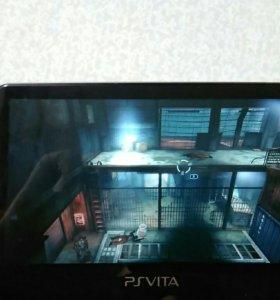 Продаю PS Vita Fat 3G wi-fi 32G