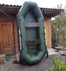 Лодка ПВХ Нептун 280
