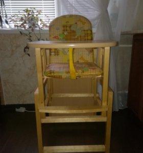 Стол+стул трансформер