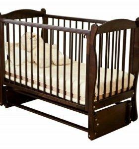 Дедская кровать