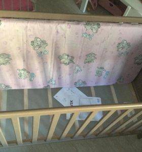 Кровать детская из икеа