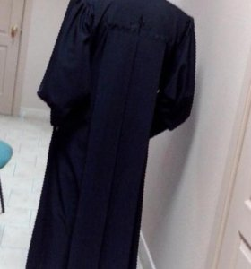 Новая мантия судии