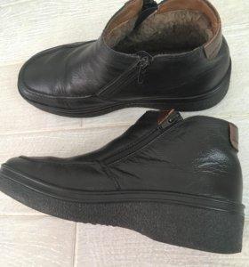 Мужские зимние ботинки RIEKER