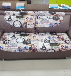 Новый диван евро-книжка