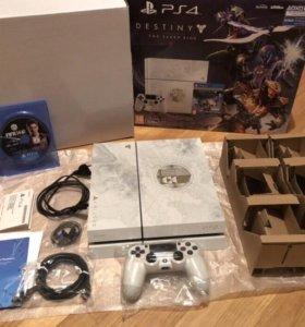 PlayStation 4 white 500Gb
