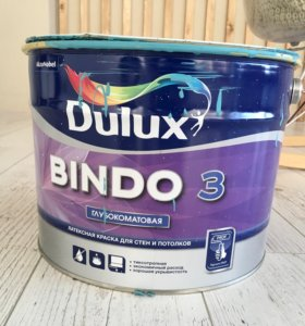 Краска Dulux bindo 3 оттенок 30bb 33/207