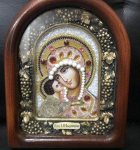 Иконы ручной работы из Дивеево