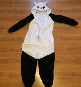 Пижама-комбинезон панда