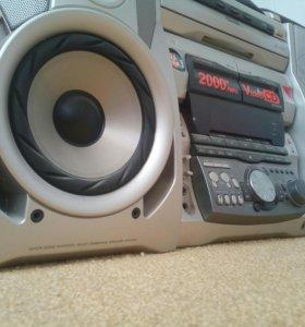 Sony MHC V818