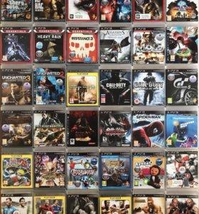 Игры PS3-GTA5,UFC,MMA,NHL13,Бокс