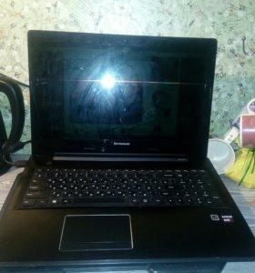 Ноутбук Lenovo z50-75