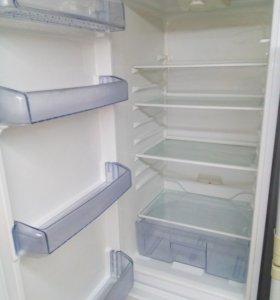 Узкий холодильник