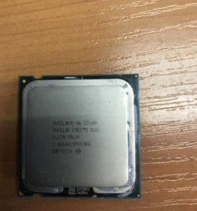 Процессор core 2 duo e7600