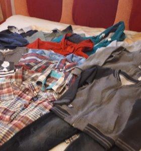 Пакет вещей для мальчика(23 шт)