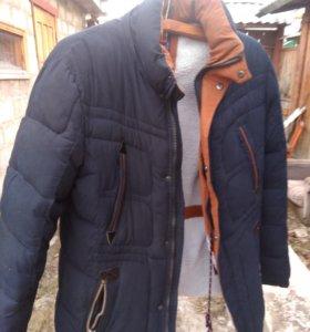 Зимния куртка