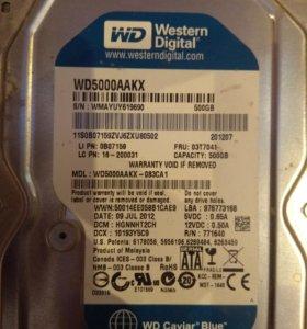 Жесткий диск Western Digital WD