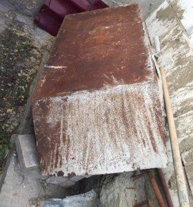 Ванна для бетона