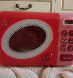 Микроволновая печь, детская