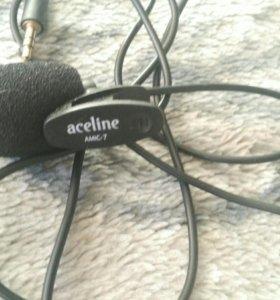 Новый микрофон петличка Amic 7