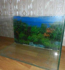 Продам аквариум 40 л
