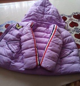 Куртка,3 года