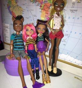 Куколки Monster High (Монстр хай)