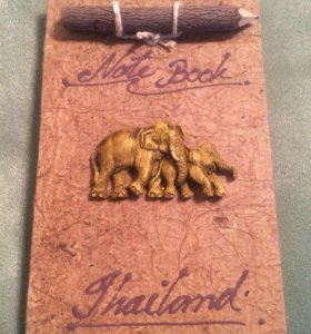 """Блокнот """"Тайланд"""""""