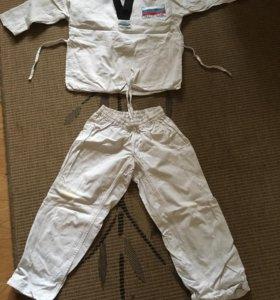 Борцовский костюм детский