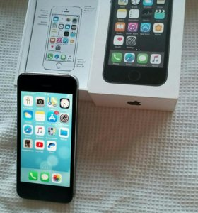 Apple iPhone 5s 16 GB Spase Gray