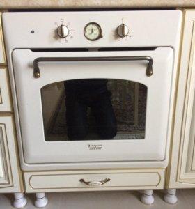 Печь, духовка, плита.