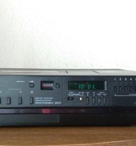 "Видеоиагнитафон ""Электроника Вм 12""1994 г"