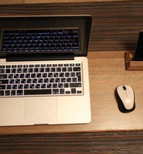 Очень удобная подставка для работы на ноутбуке