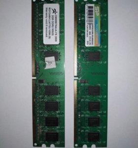 Память DDR2 4GB