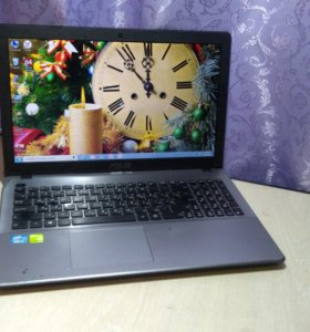Ноутбук Asus X550V i5/4/500G/DVD/15.6/GF720M 2GB