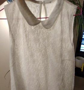 Майка- блузка новая. Турция