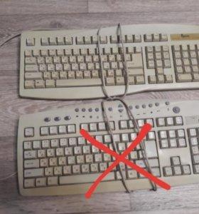 Клавиатура Genius порт PS/2