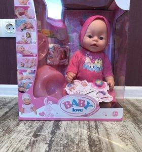 Кукла Беби бон, новая, аналог