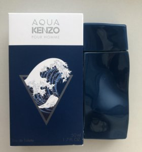 Туалетная вода Kenzo Aqua pour homme
